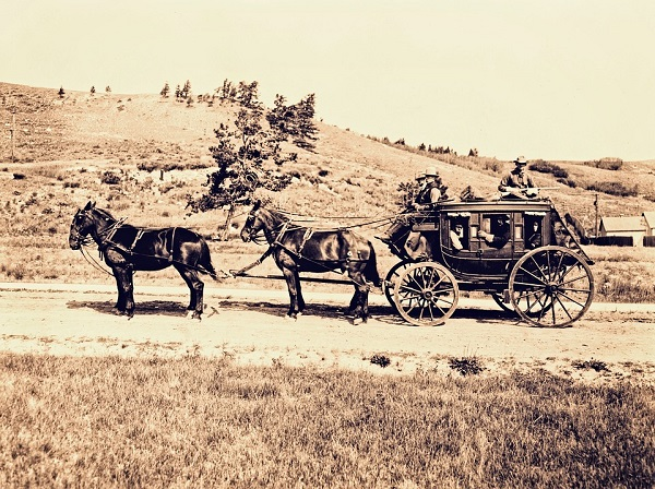 the last stagecoach